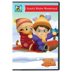 Daniel Tiger's Neighborhood: Daniel's Winter Wonderland DVD