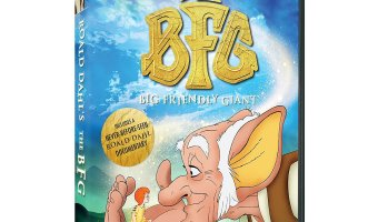 Animated Version Of Roald Dahl's THE BFG To Be Re-released On DVD!