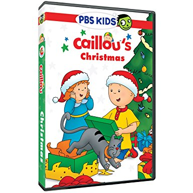 Christmas On DVD With PBS Kids - 4 The Love Of Family