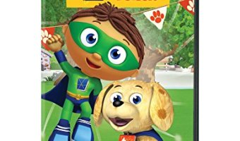 Super Why DVD: Puppy Power!
