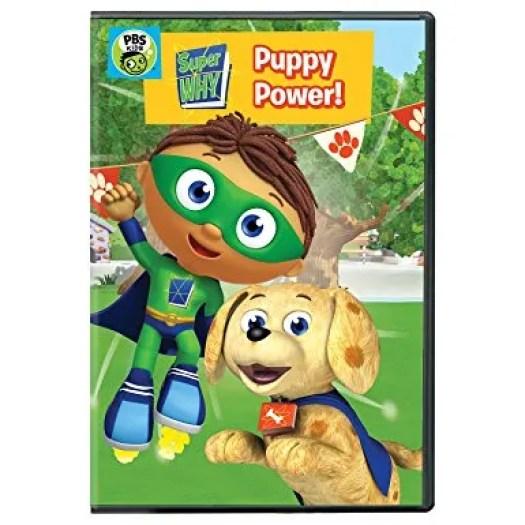 Super Why DVD: Puppy Power!