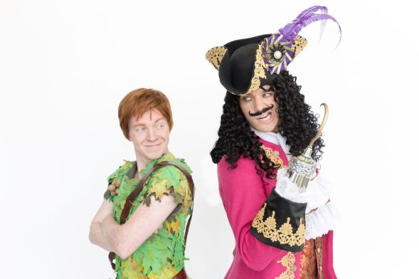Follow The Second Star To The Right With The Children's Theatre Of Cincinnati's Peter Pan JR