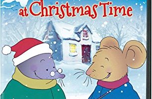 Mouse And Mole At Christmas Time On DVD