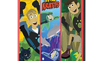 New WILD KRATTS Triple Feature DVD