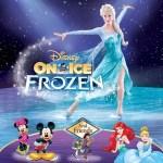 Disney On Ice's FROZEN Returns To Cincinnati!