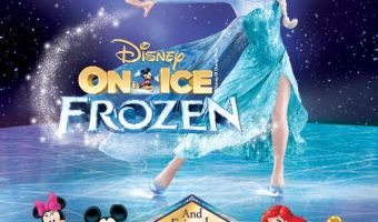 Disney On Ice's FROZEN Returns To Cincinnati!