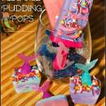 Mermaid Pudding Pops #SummerDessertWeek