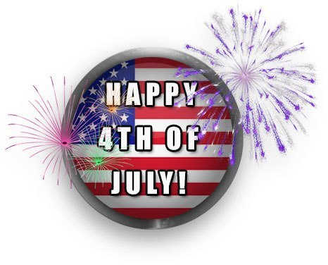 4th of July Clipart And Quotes