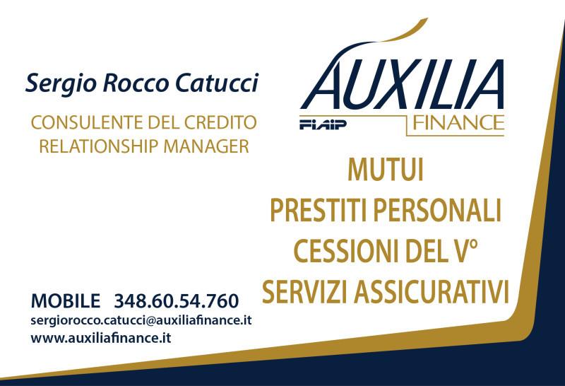 Rocco Catucci Auxilia