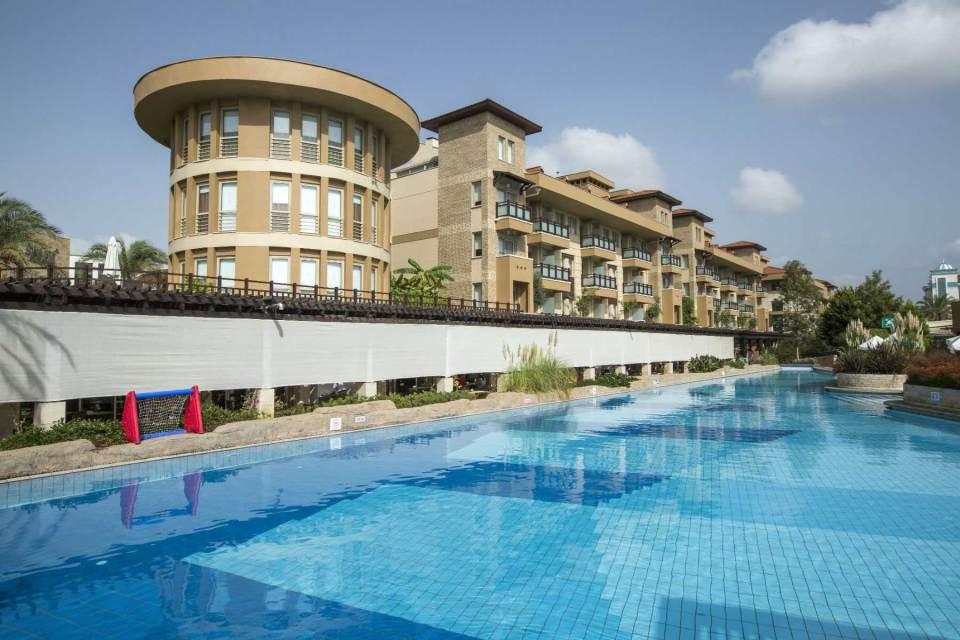 The Xanthe Resort & Spa buiten aanzicht 1