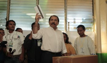 Nicaragüenses resignados a que Ortega termine su período