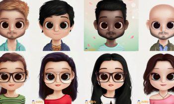 Dollify, la aplicación para crear avatares que domina las redes sociales
