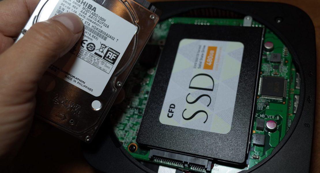 Unidades HDD y SSD, ¿cuál disco me conviene?