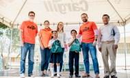 Cargill dona paquetes escolares a siete mil estudiantes