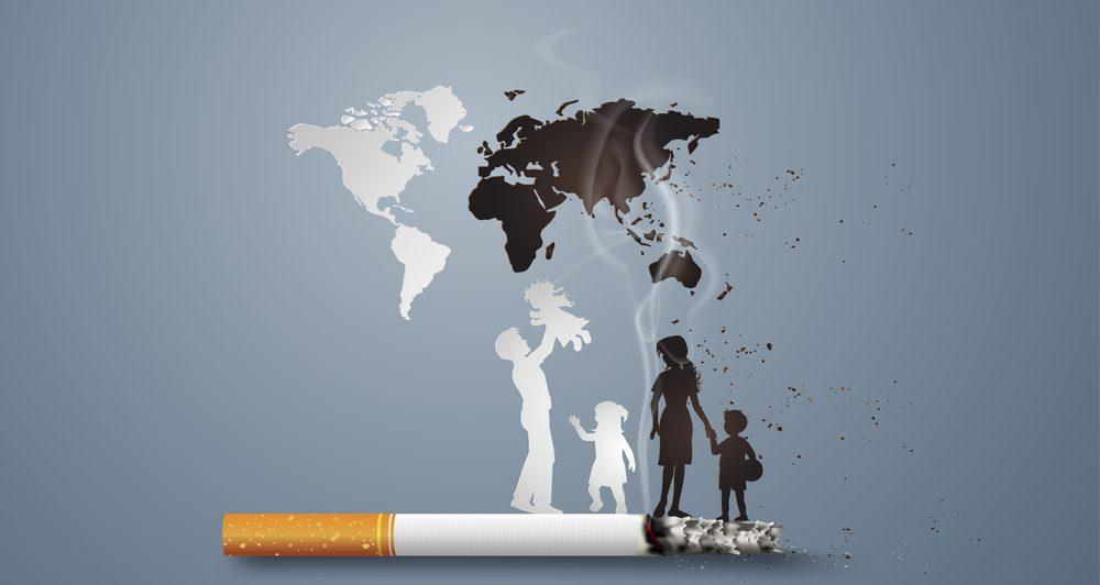 Consumir tabaco eleva el riesgo de morir por Covid-19