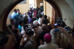 Ni los obispos se escaparon de la represión de Ortega