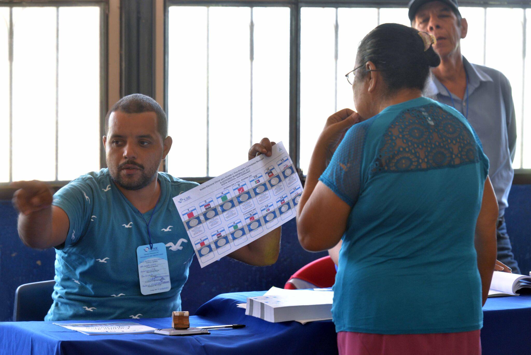Avanza Ley Renacer que pide elecciones libres en Nicaragua