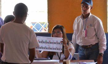 """Reformas electorales deben brindar credibilidad """"para dar legitimidad al electo"""""""