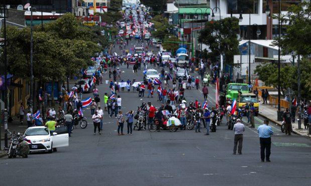 ¿Qué está pasando en Costa Rica? ¿por qué hay protestas que paralizan el país?