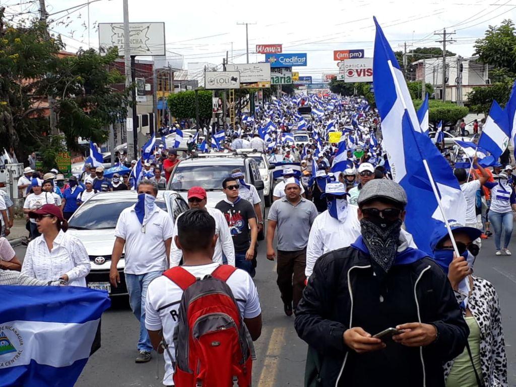 Carta a los opositores nicaragüenses