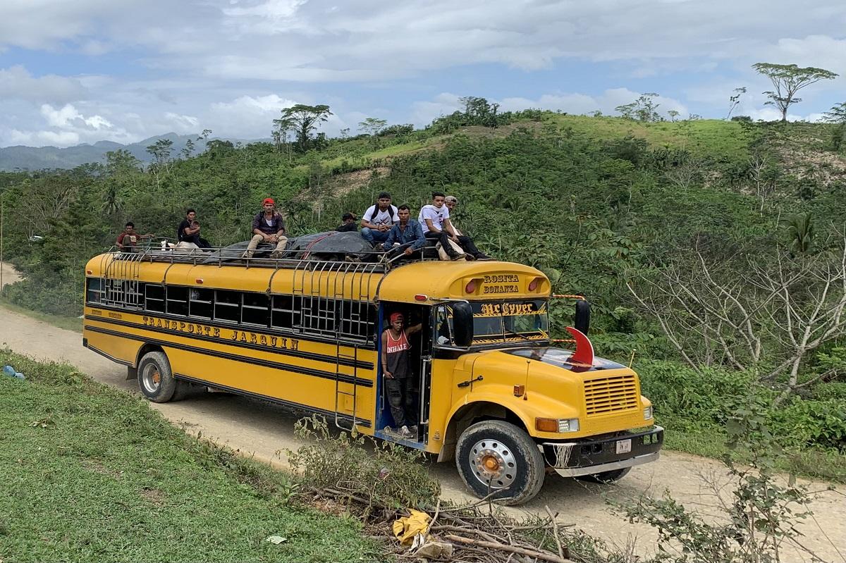Pansuhwas, Mukuswas e Ispayulilna, comunidades Mayangnas de la otra Nicaragua