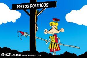 Los presos políticos