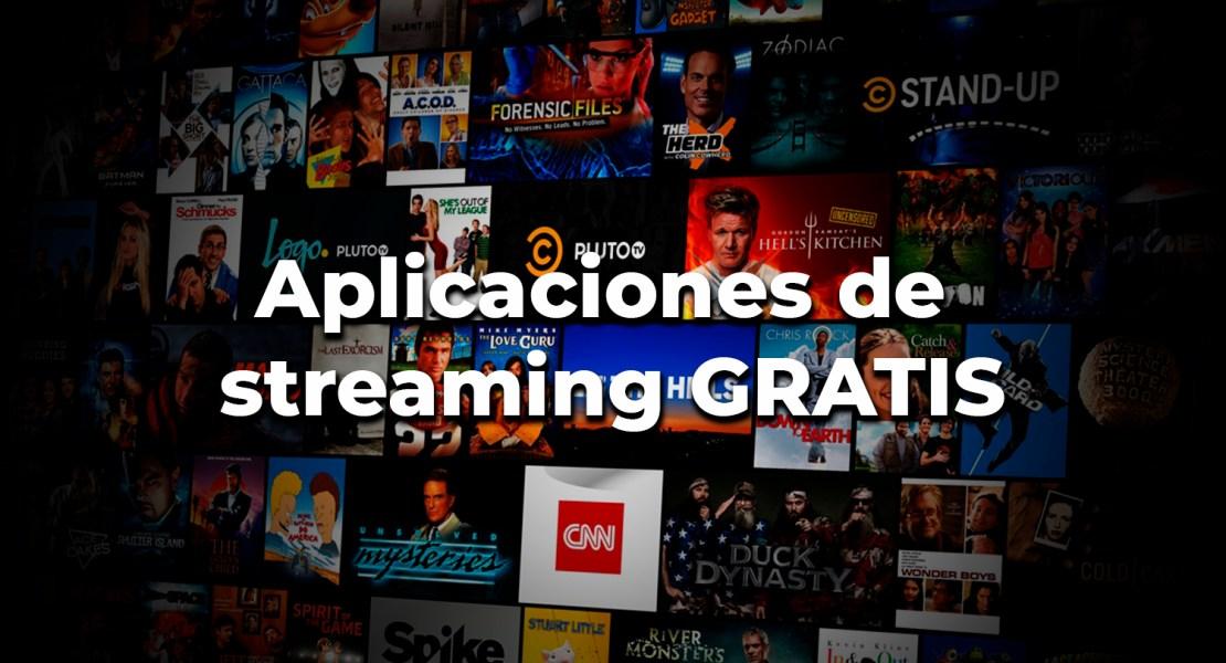 Cinco aplicaciones de streaming legales y seguras para ver películas y series GRATIS