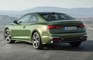 Στην Ελλάδα τα ανανεωμένα Audi A5 Sportback και A5 Coupe – Τιμές
