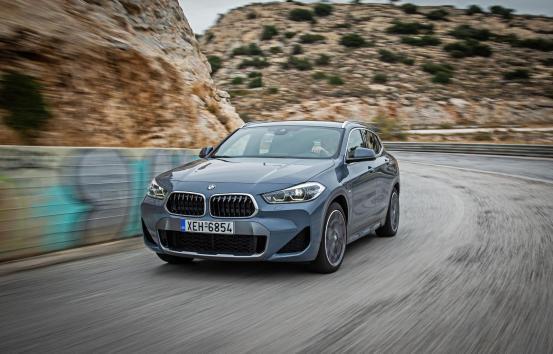 BMW X2 25e, υβριδικό plug-in με σπορ χαρακτήρα