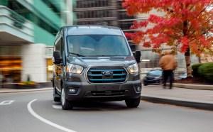 Νέο Ford E-Transit: Ηλεκτρικό, με 269 ίππους και εμβέλεια 350 χλμ.