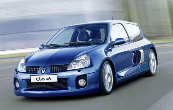 Clio Renault Sport V6