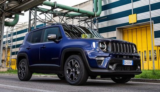 Το αναβαθμισμένο Jeep Renegade στην Ελλάδα – Τιμές
