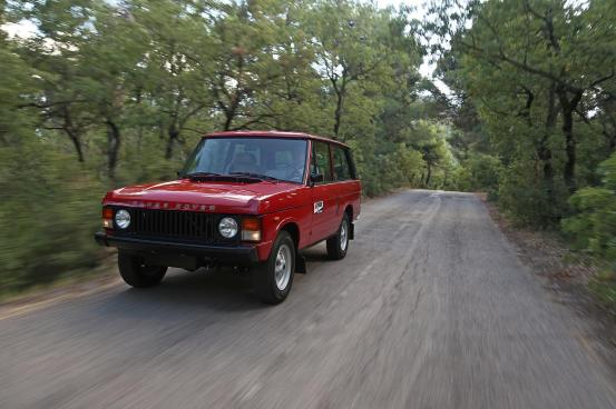 Range Rover Classic (1980): Toy Story