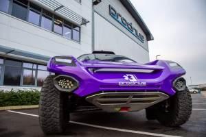 Extreme E: Το Prodrive αναλαμβάνει την τεχνική υποστήριξη του X44 του Lewis Hamilton