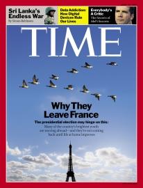 Bidding Adieu to France