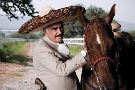 viecente y su caballo el milagro
