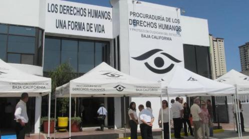 PROCURADURIA DERECHOS HUMANOS BC