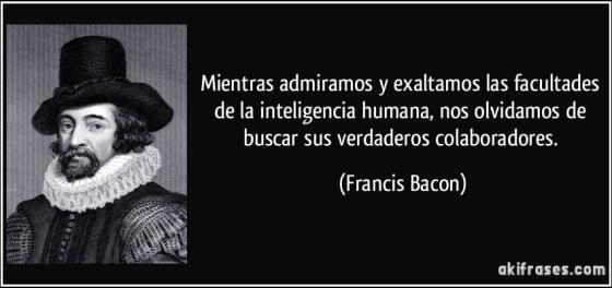 FRANCIS BACON INTELIGENCIA