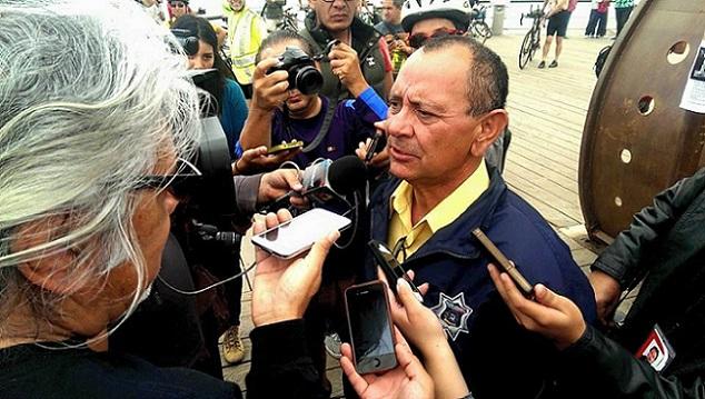 El licenciado Manuel Salas Thompson, juez calificador del XXI Ayuntamiento de Ensenada, explica el por qué el gobierno municipal se fue por la moralina en el caso de los ciclonudistas