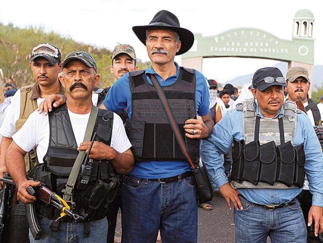 MIRELES CON AUTODEFENSAS