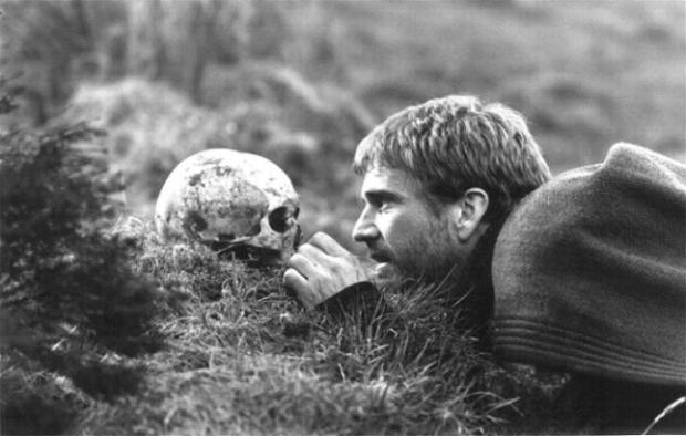 Mel Gibson en Hamlet (Foto: Cultura Colectiva).