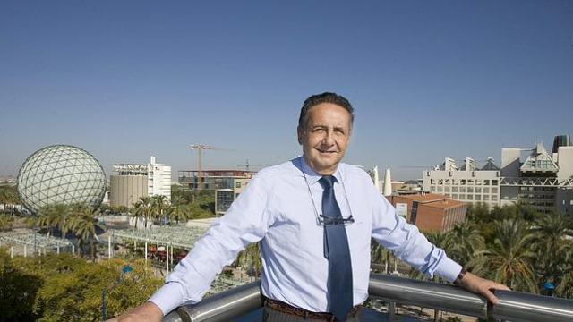 El desarrollador arquitectónico y magnate español José Luis Manzanares Japón, dueño del Plan Hídrico de Baja California (Foto, internet).