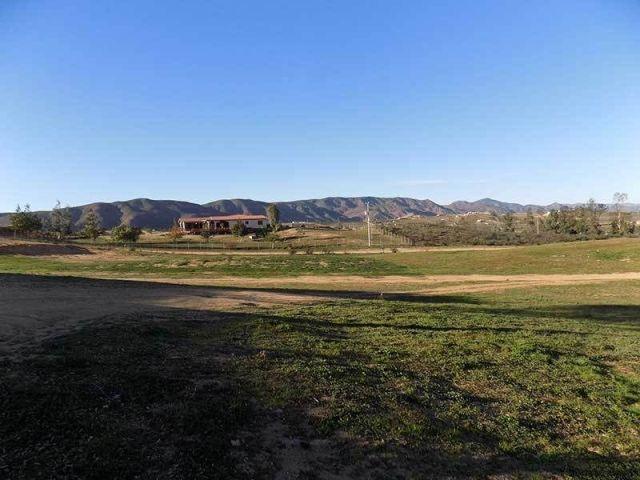 Vallecitos, entre el valle de Guadalupe y El Testerazo, municipio de Ensenada (Foto: Archivo).