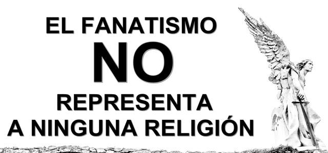 FANATISMO NO RELIGION