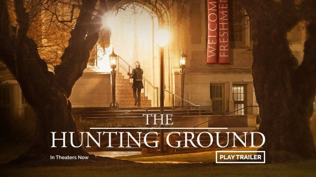 THE HUNTING GROUND PELICULA