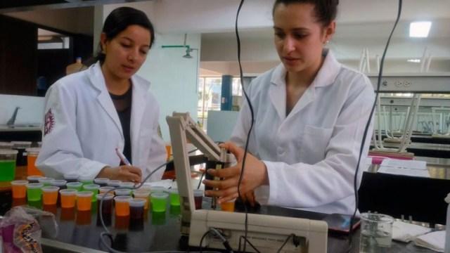 El trabajo en laboratorio (Cortesía).