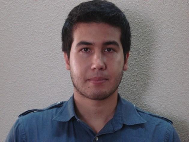 Iván Antonio Peralta Mendoza (Cortesía CICESE).