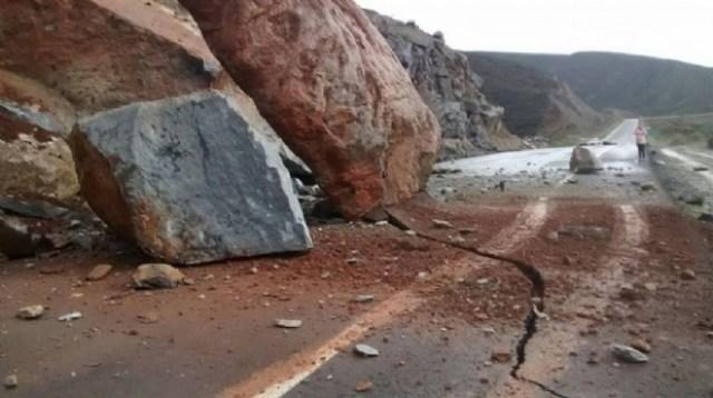 La falta de estudios de mecánica de suelo y geología en la obra generarán graves problemas de mantenimiento y seguridad del libramiento (Foto: archivo).