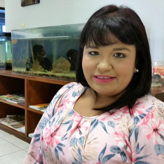 Daniela Chávez (CICESE).