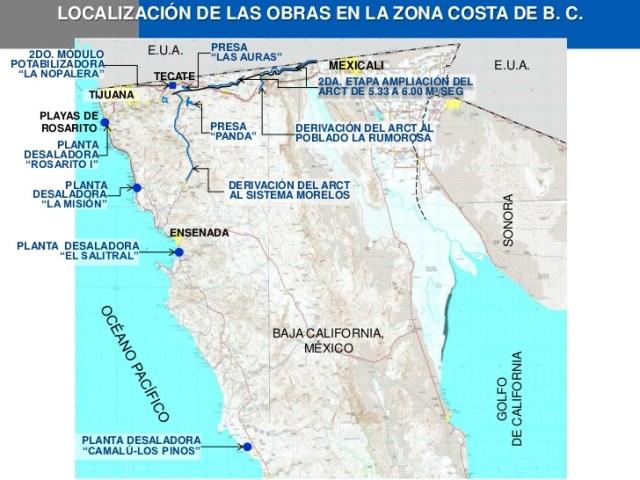 Los planes de suministro de agua potable del gobierno, sin consulta a la ciudadanía (Imagen: CONAGUA).